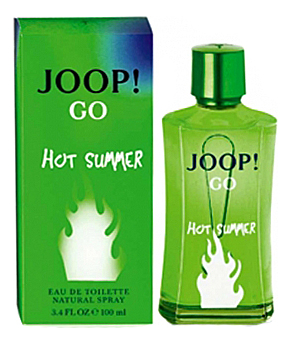 Joop Go Hot Summer: туалетная вода 100мл