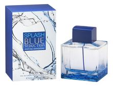Antonio Banderas Blue Seduction Splash For Men