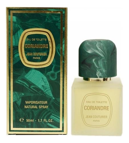 Jean Couturier Coriandre: туалетная вода 50мл