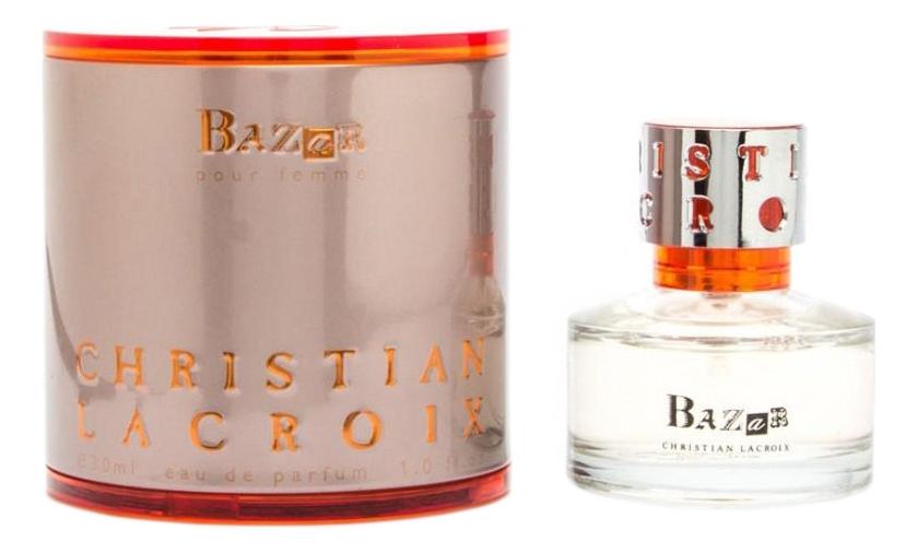 Купить Bazar Pour Femme 2014: парфюмерная вода 30мл, Christian Lacroix