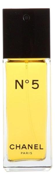 No5 Eau de Toilette: туалетная вода 50мл тестер недорого