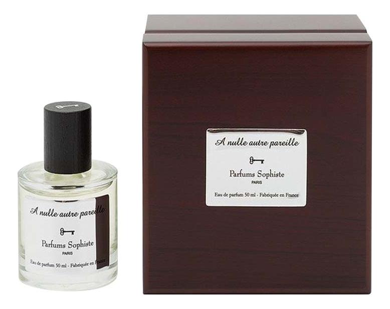 Amour de Sculpteur: парфюмерная вода 50мл (коробка-дерево)