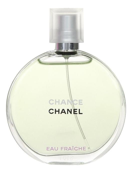 Chanel Chance Eau Fraiche — женские духи, туалетная вода Шанель Шанс Фреш Зеленый — купить по лучшей цене в интернет-магазине Randewoo