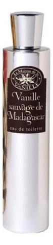 Купить Vanille Sauvage De Madagascar: туалетная вода 2мл, La Maison de la Vanille