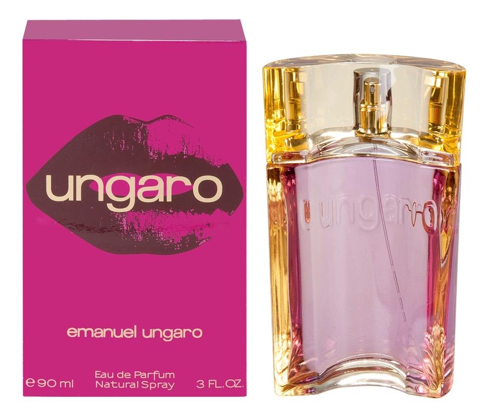 Ungaro: парфюмерная вода 90мл