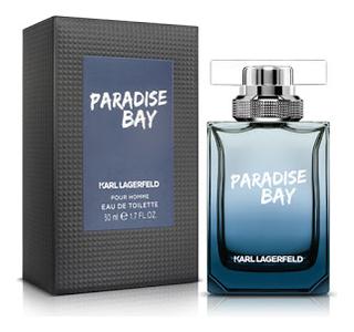 Karl Lagerfeld Paradise Bay Pour Homme: туалетная вода 50мл