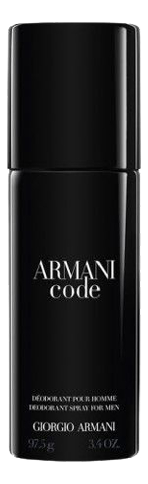 Code pour homme: дезодорант 150мл недорого
