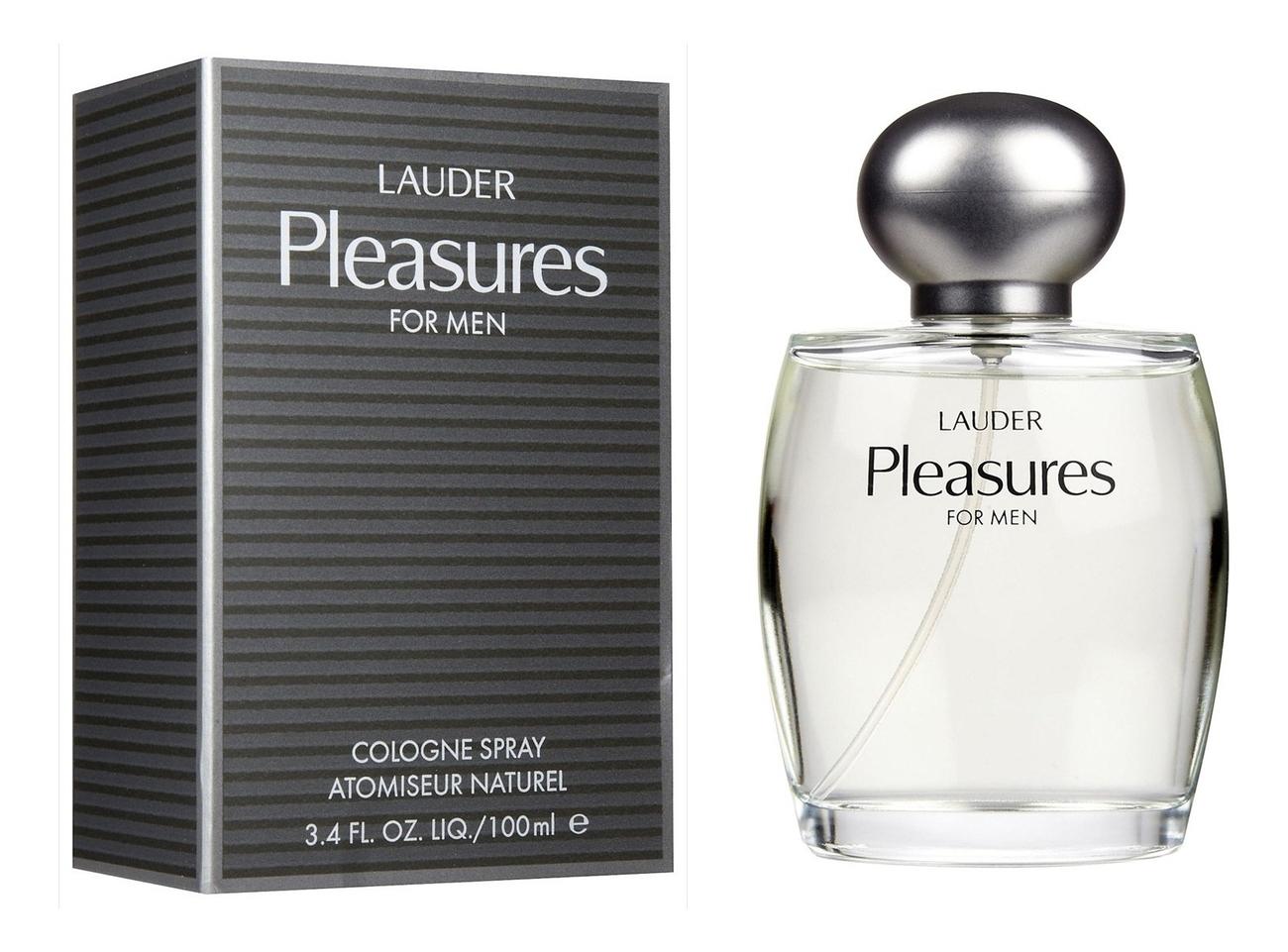 Pleasures Men: одеколон 100мл tabac men одеколон 100мл