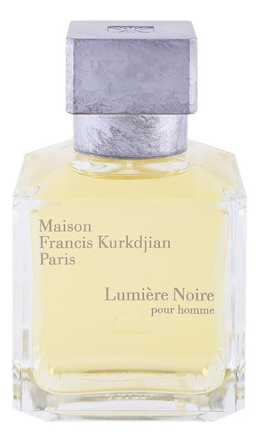 Купить Francis Kurkdjian Lumiere Noire for men: туалетная вода 2мл