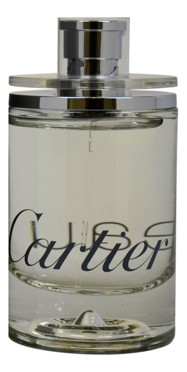 Cartier Eau de Cartier: туалетная вода 100мл тестер cartier eau de cartier