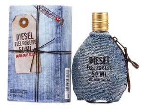 Diesel Fuel for Life Denim Collection Homme: туалетная вода 50мл