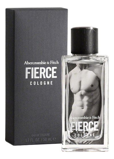 Купить Fierce: одеколон 50мл, Abercrombie & Fitch