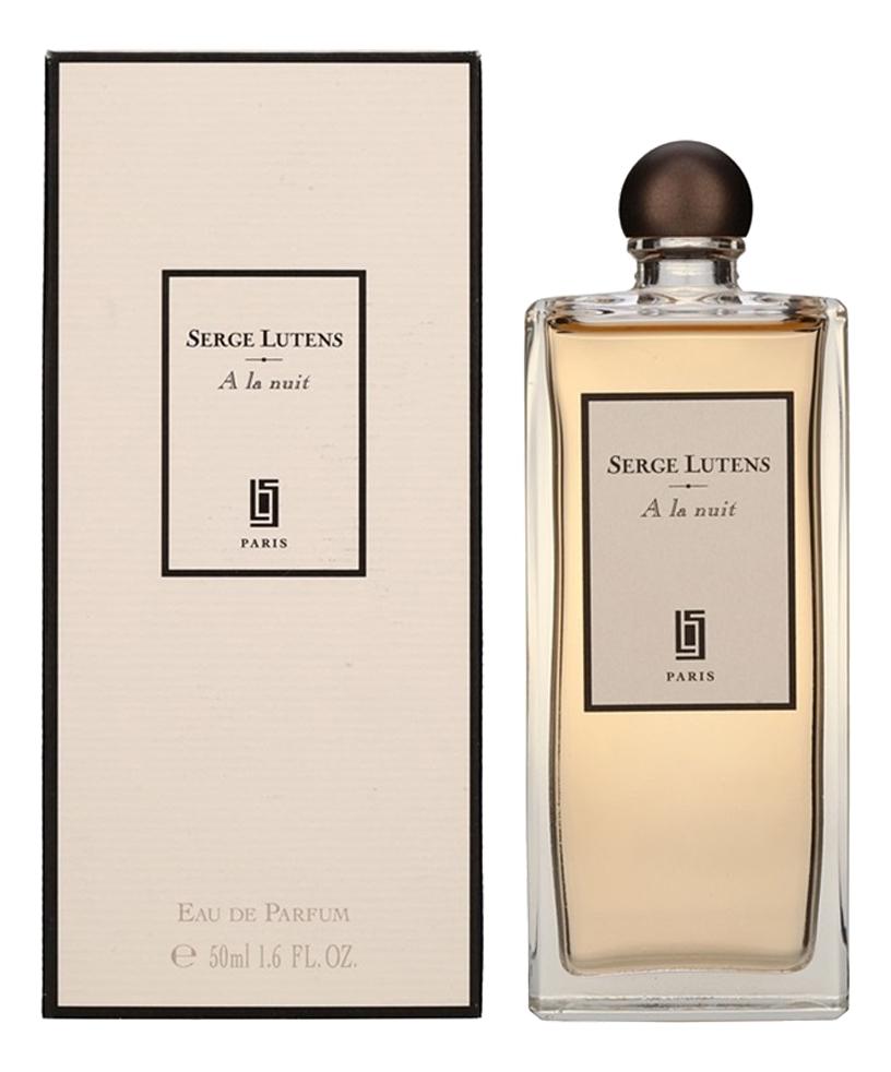 A La Nuit: парфюмерная вода 50мл serge lutens rose de nuit парфюмерная вода 75мл