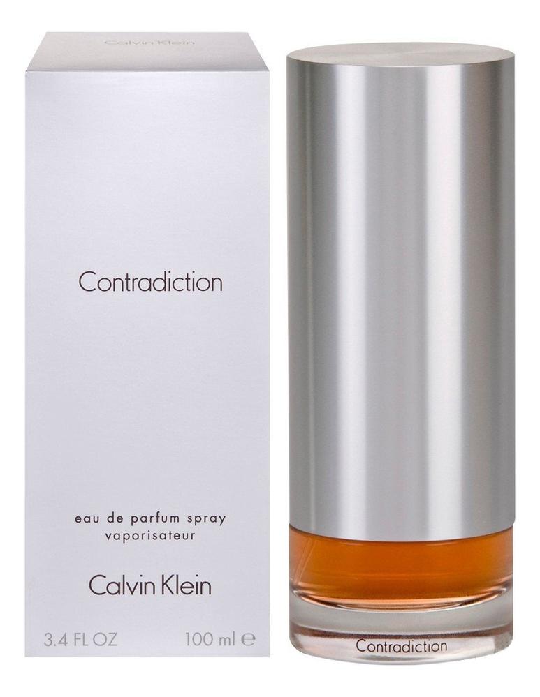 Calvin Klein Contradiction: парфюмерная вода 100мл