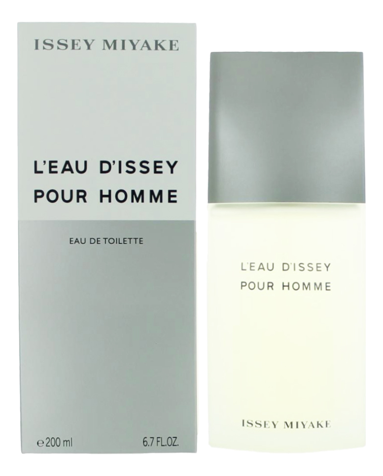 Фото - Issey Miyake L'Eau D'Issey Pour homme: туалетная вода 200мл issey miyake l eau d issey intense pour homme туалетная вода 75мл