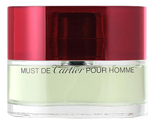 Купить Must Pour Homme: туалетная вода 7, 5мл, Cartier