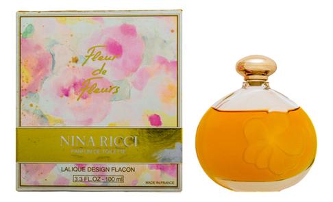 Fleur de Fleurs: парфюмерная вода 100мл fleurs de gardenia парфюмерная вода 75мл