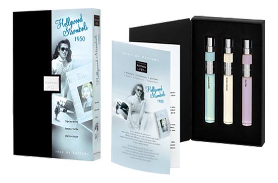 Купить Hollywood-Stromboli 1950: парфюмерная вода 3*15мл, Parfums 137 Jeux de Parfums