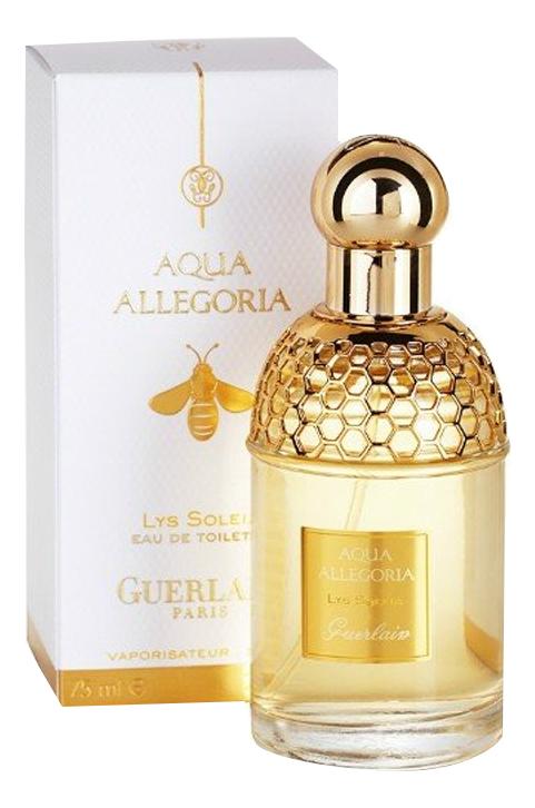 Aqua Allegoria Lys Soleia: туалетная вода 75мл aqua allegoria limon verde туалетная вода 75мл