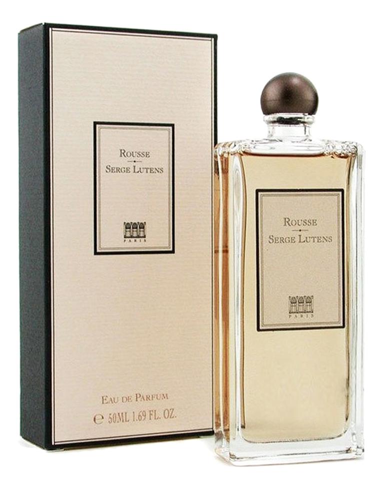 Serge Lutens Rousse: парфюмерная вода 50мл serge lutens serge noire парфюмерная вода 50мл тестер