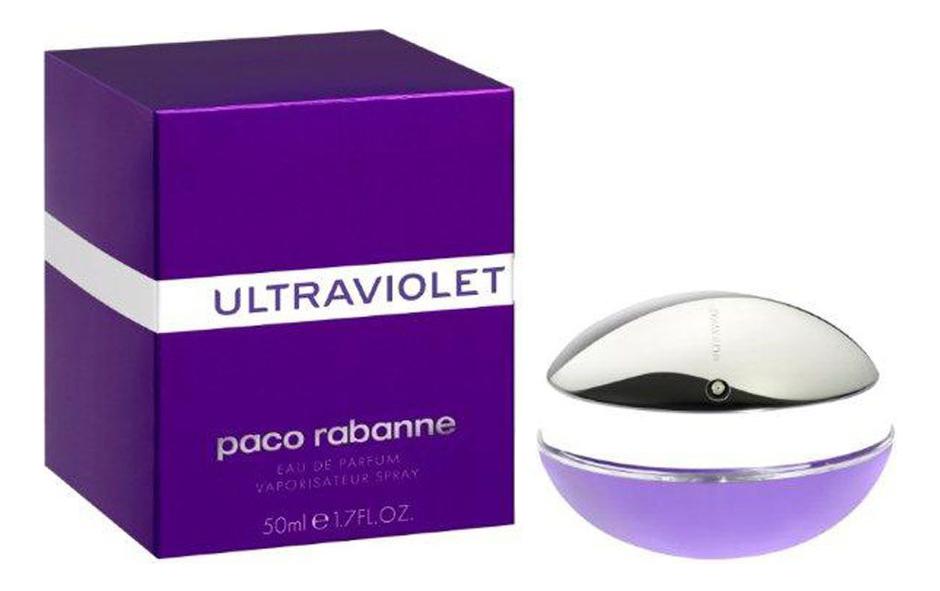 Paco Rabanne Ultraviolet Woman: парфюмерная вода 50мл ultraviolet edр 50 мл paco rabanne 8 марта женщинам