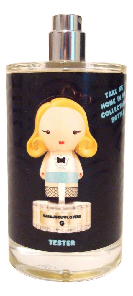 Harajuku Lovers G: туалетная вода 100мл тестер