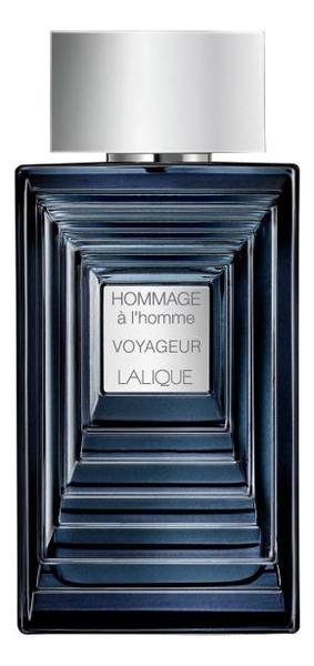 Фото - Lalique Hommage a L'Homme Voyageur: туалетная вода 100мл тестер lalique encre noire sport туалетная вода 100мл тестер