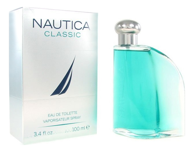 Nautica Classic for Men: туалетная вода 100мл