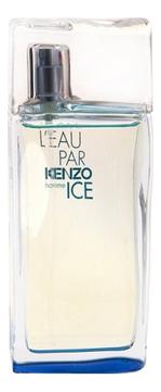Фото - Kenzo L'Eau Par Kenzo ICE Pour Homme: туалетная вода 50мл тестер kenzo love leau par туалетная вода 50 мл