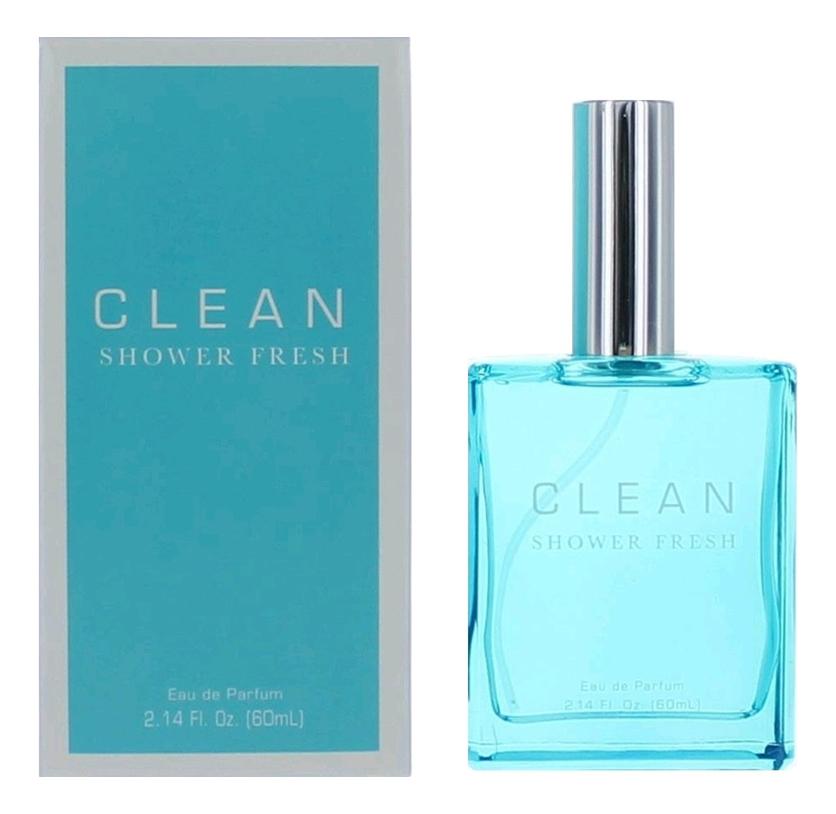 Clean Shower Fresh: парфюмерная вода 60мл clean rain парфюмерная вода 60мл тестер