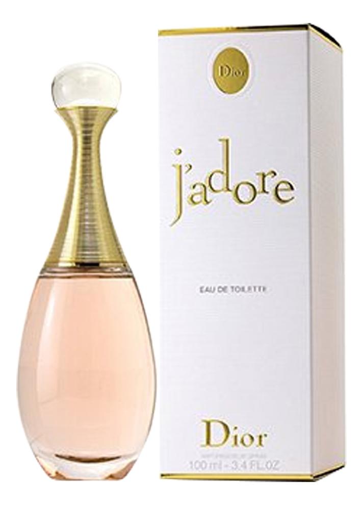 Купить Christian Dior J'adore: туалетная вода 100мл