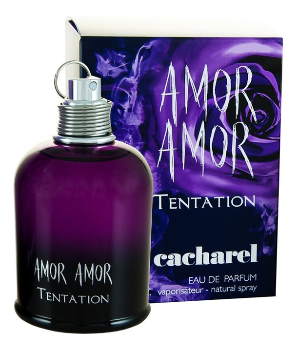 Cacharel Amor Amor Tentation: парфюмерная вода 50мл cacharel amor in a flash