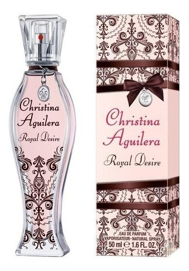 Christina Aguilera Royal Desire: парфюмерная вода 50мл цена 2017
