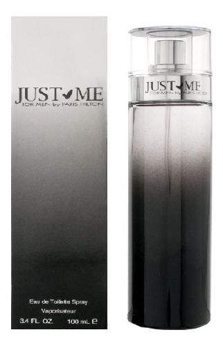 Купить Just Me for men: туалетная вода 100мл, Paris Hilton