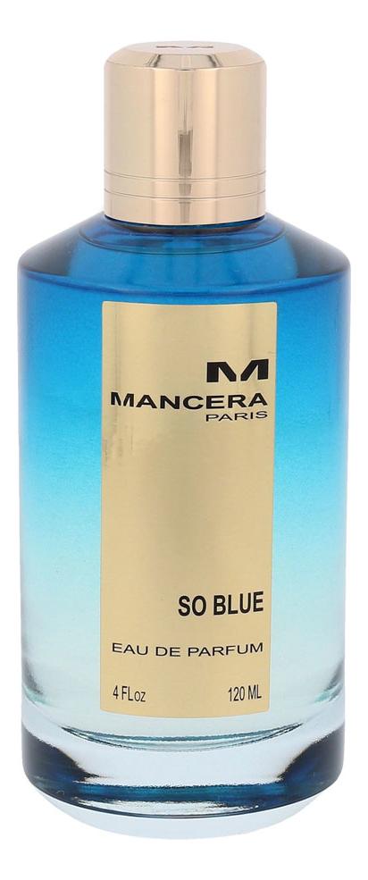 Купить So Blue: парфюмерная вода 8мл, Mancera