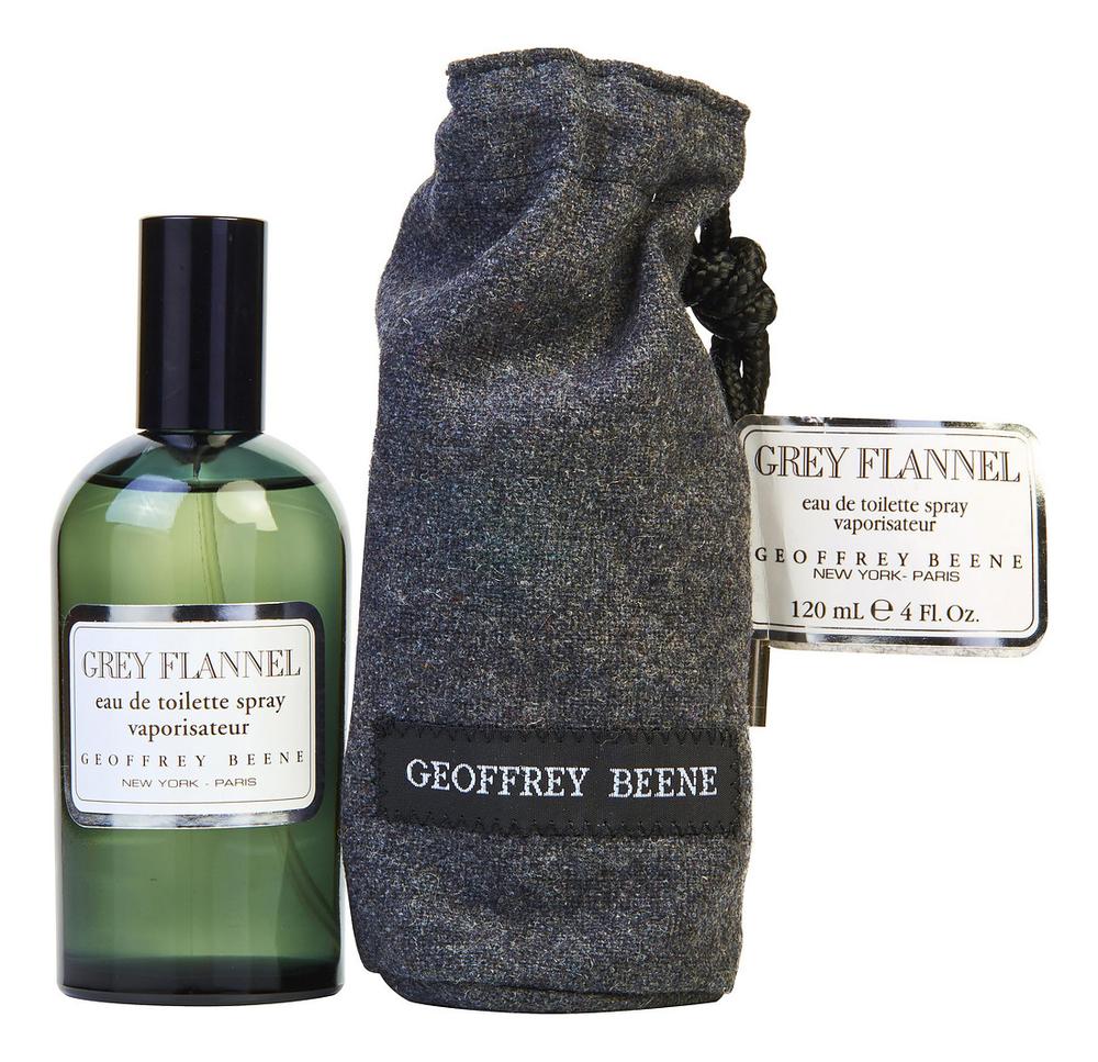 Купить Grey Flannel: туалетная вода 120мл, Geoffrey Beene