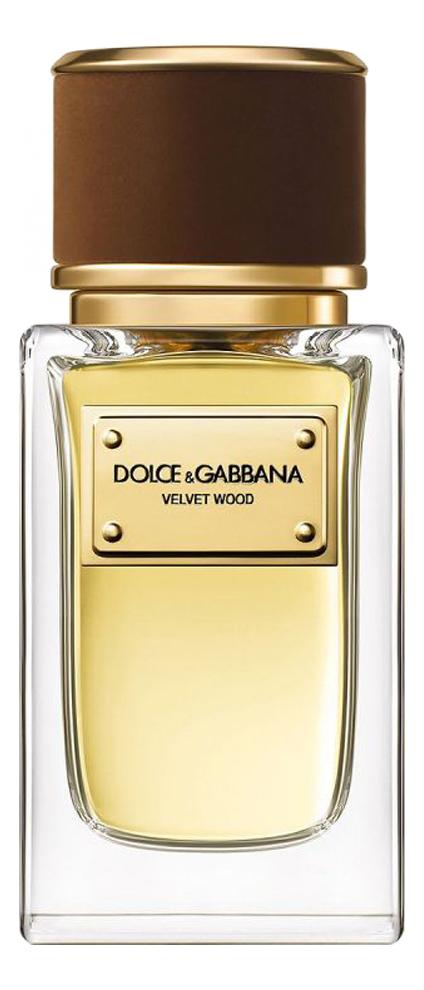 Dolce Gabbana (D&G) Velvet Wood: парфюмерная вода 50мл тестер