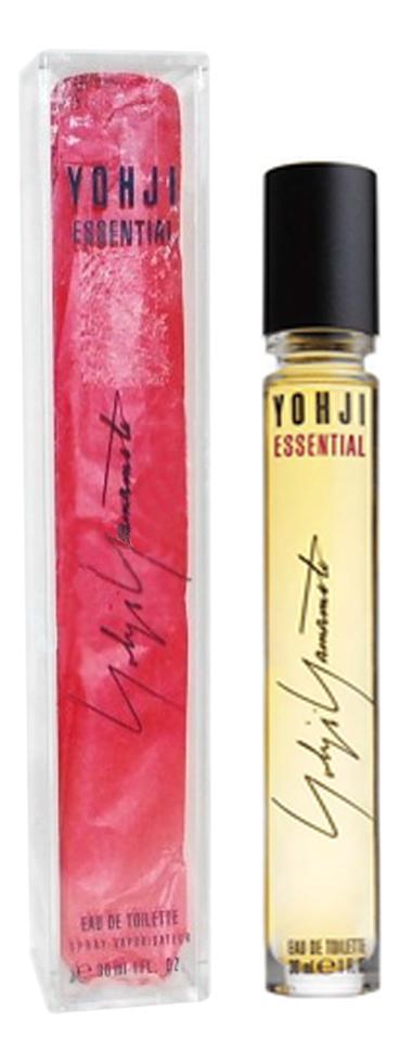 Yohji Essential: туалетная вода 30мл недорого