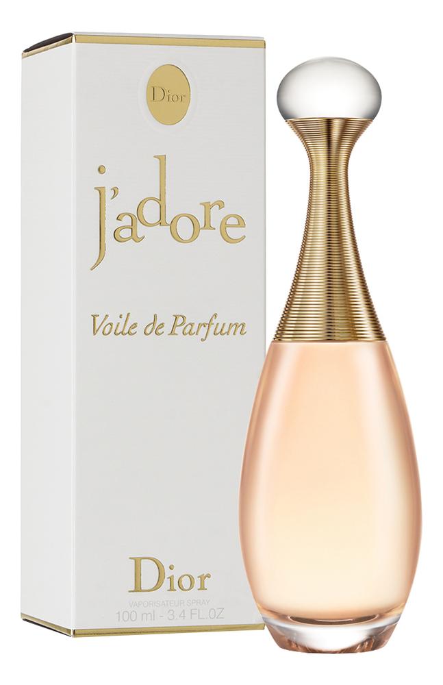 Купить Christian Dior J'adore Voile De Parfum: туалетная вода 100мл