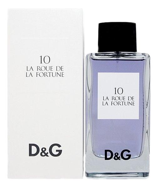 Купить 10 La Roue de La Fortune: туалетная вода 100мл, Dolce & Gabbana