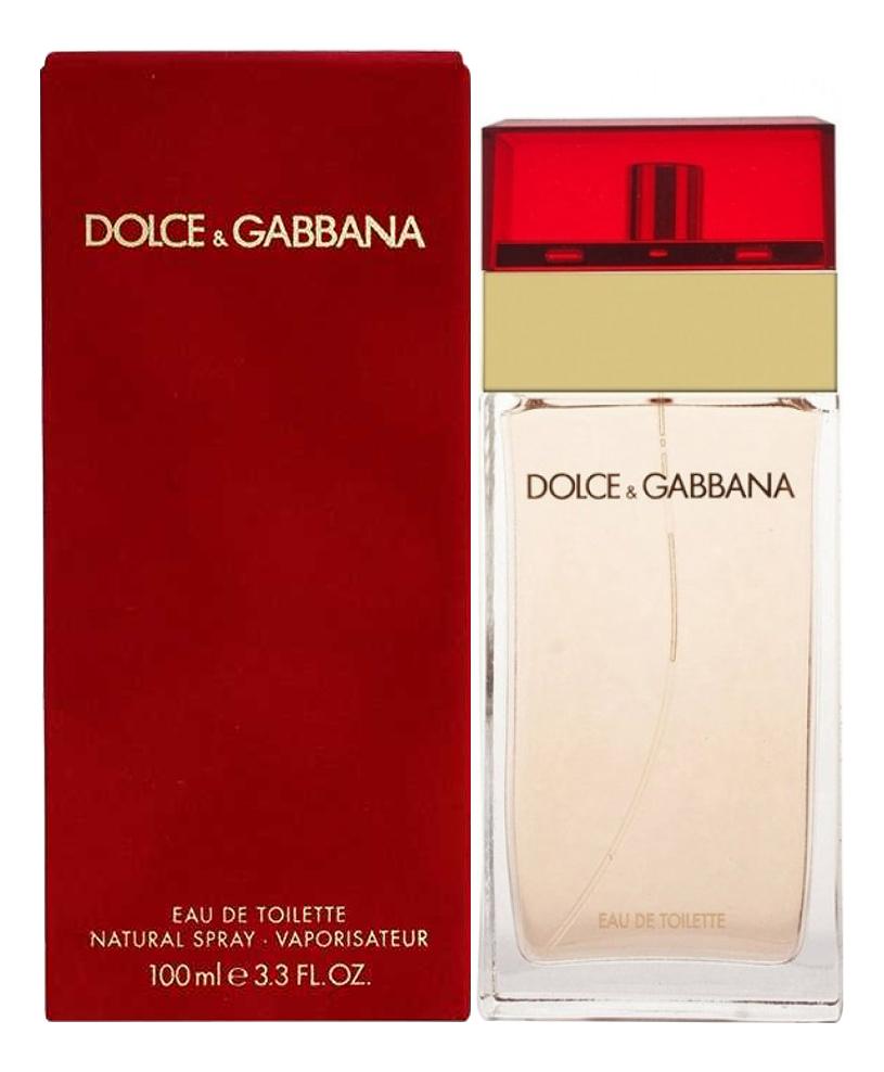 Dolce Gabbana (D&G) Women: туалетная вода 100мл