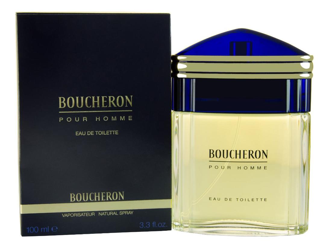 Pour homme: туалетная вода 100мл, Boucheron  - Купить
