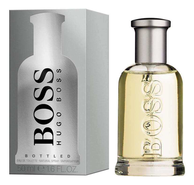 Купить Boss Bottled: туалетная вода 50мл, Hugo Boss