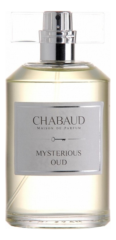 Chabaud Maison de Parfum Mysterious Oud : парфюмерная вода 2мл chabaud maison de parfum lait de biscuit парфюмерная вода 2мл