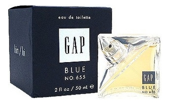 GAP Blue No 655 For Him: туалетная вода 50мл gap near туалетная вода 50мл