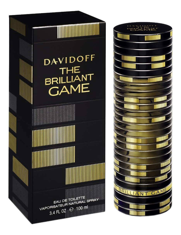 Davidoff The Brilliant Game: туалетная вода 100мл