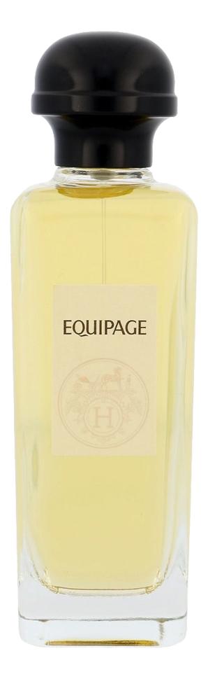 Купить Hermes Equipage: туалетная вода 100мл тестер