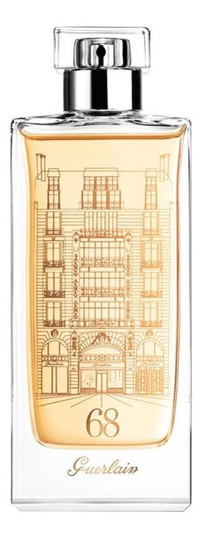 Фото - Le Parfum Du 68: парфюмерная вода 75мл bamboo парфюмерная вода 75мл