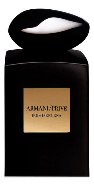 Armani Prive Bois DEncens: парфюмерная вода 100мл тестер