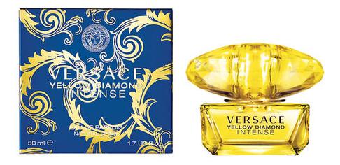 Купить Yellow Diamond Intense: парфюмерная вода 50мл, Versace